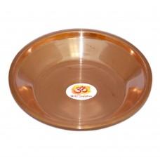 Aum Small Taman or Copper Prayer Plate